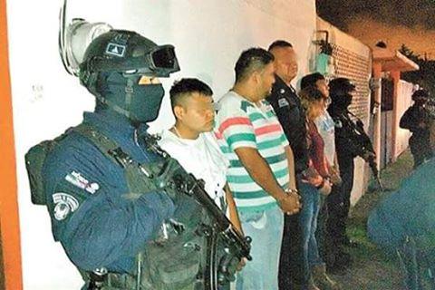 Detienen a banda de secuestradores en Cuautitlán Izcalli