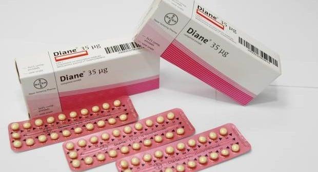 Las pastillas Diane 35