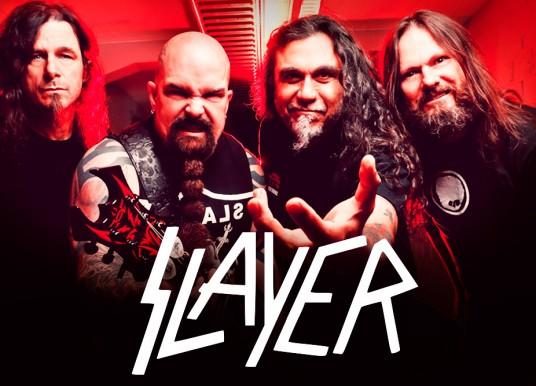 Lo que seguramente no sabías de Slayer