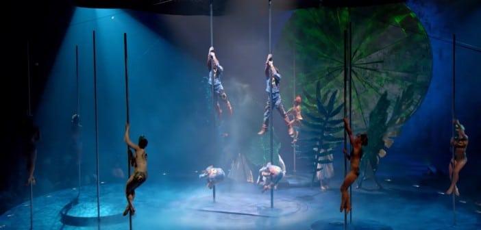 circus de soleil luzia
