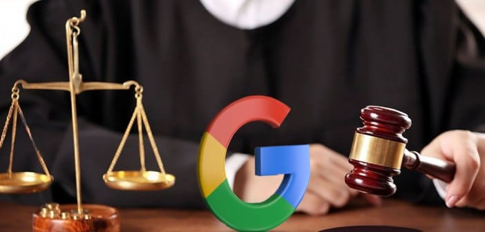 Google es llamado a los tribunales justicia de La unión Europea en Luxemburgo