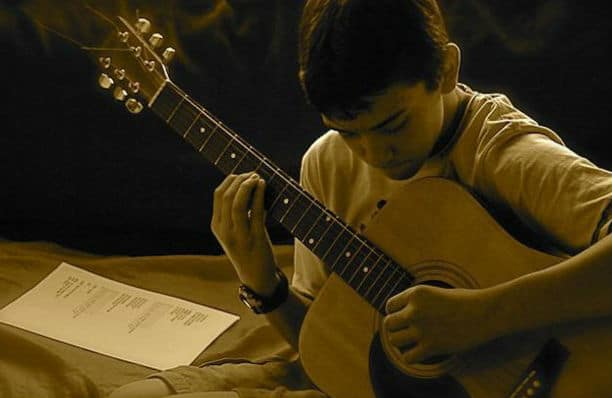 Jamás he estudiado música